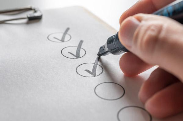 ERP Checkliste Einführung